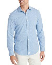 Vineyard Vines Wasatch Slim Fit Shirt - Blue