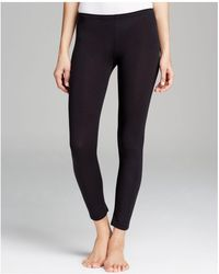 Splendid - Leggings - Crop - Lyst