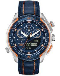 Citizen Promaster Navy Blue Dial Watch