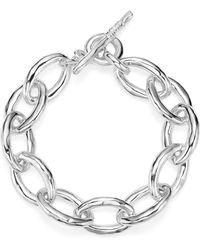 Ippolita - Sterling Silver Glamazon® Mini Bastille Link Bracelet - Lyst