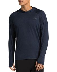 The North Face The North Face Hyperlayer Hoodie - Blue