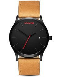 MVMT Classic Series Watch - Black