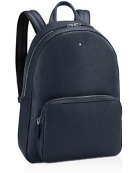 Montblanc - Zippered Backpack - Lyst