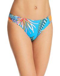 Trina Turk - Tahiti Tropical Bikini Bottom - Lyst