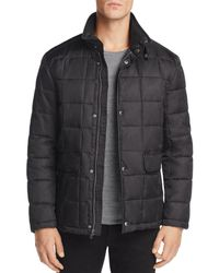 Cole Haan - Box - Quilt Puffer Jacket - Lyst