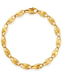 Marco Bicego - 18k Yellow Gold Lucia Link Bracelet - Lyst