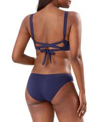 Tommy Bahama Pearl Underwire Bikini Top - Blue