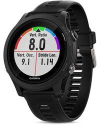 Garmin Forerunner 935 Gps Running Smartwatch - Black