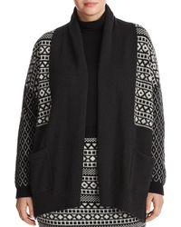 Marina Rinaldi - Marina Sport Wool-blend Cardigan - Lyst