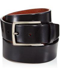 Trafalgar - Enrico Leather Belt - Lyst