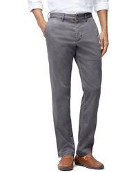 Tommy Bahama Boracay Straight Fit Trousers - Grey