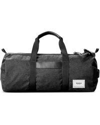 Shinola Rambler Nylon Duffel Bag - Black