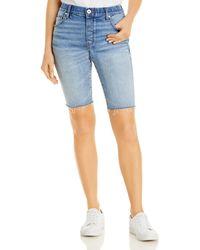 Jag Jeans Valentina Shorts In Virginia Beach - Blue