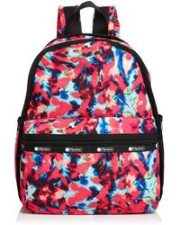 LeSportsac - Baron Von Fancy X X Pintrill Tie - Dyed Backpack - Lyst