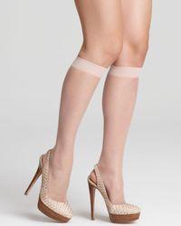 Donna Karan Nude Knee - Highs - Multicolour