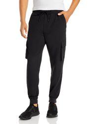 Alo Yoga Cargo Jogger Trousers - Black