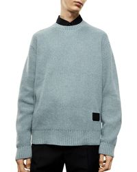 The Kooples Ribbed Jumper - Green