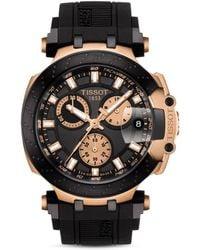Tissot T - Race Chronograph - Black