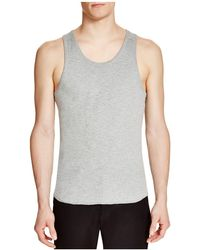 Wings + Horns - Wings + Horns Slub Tank Top - Lyst