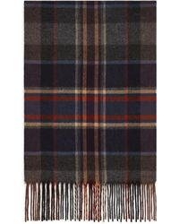 Bloomingdale's - Multi Plaid Scarf - Lyst