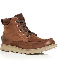Sorel Madson Ii Moc Toe Boots - Brown