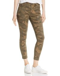 Joie - Park Skinny Cargo Pants In Fatigue - Lyst