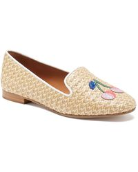 Kate Spade Women's Lounge Cherries Slip On Flats - Natural