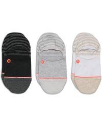 Stance Invisible Liner Socks - Multicolour