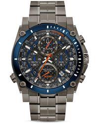 Bulova Precisionist Sport Expansion Chronograph - Grey