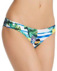 Red Carter - Shore Club Elle Bikini Bottom - Lyst