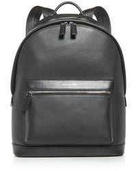 Michael Kors - Mason Explorer Leather Backpack - Lyst