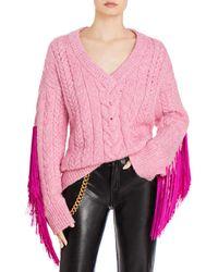 Hellessy Hazel Sweater - Pink