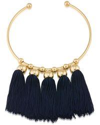 Trina Turk - Tassel Collar - Lyst