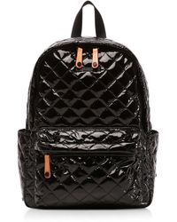 MZ Wallace - Oxford Metro Lacquer Small Backpack - Lyst