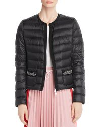 quality design 92a2e fcf5f Cristalline Down Jacket - Black