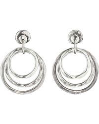 Uno De 50 Hipster Earrings - Metallic