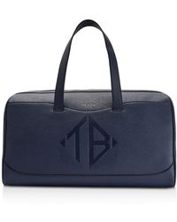 Ted Baker Jokar Faux Leather Duffle Bag - Black