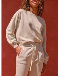 AMO Easy Cotton Sweatshirt - Multicolour