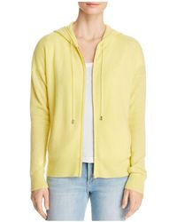 C By Bloomingdale's - Lightweight Cashmere Hoodie - Lyst