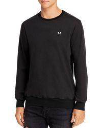 True Religion Crewneck Sweatshirt - Black