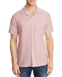 Onia - Vacation Regular Fit Button-down Shirt - Lyst