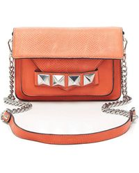 Linea Pelle - Grayson Bar Crossbody - Lyst
