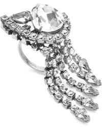 DANNIJO Maya Ring - Metallic