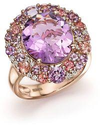 Bloomingdale's Purple Amethyst - Pink