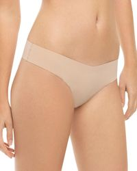 Commando - Classic Solid Thong - Lyst