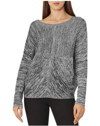 Reiss | Aida Space-dye Pattern Sweater | Lyst