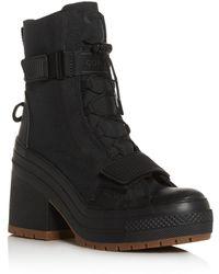 Converse Women's Chuck Taylor All Star Gr82 Platform Booties - Black