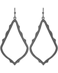 Kendra Scott Sophee Drop Earrings - Metallic