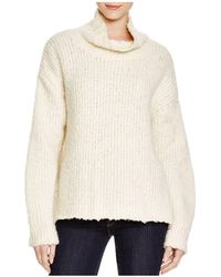 Timo Weiland - Chelsea Slouched Turtleneck Jumper - Lyst