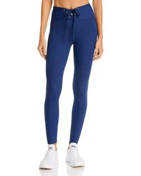 Year Of Ours - Years Of Ours Football Lace - Up Leggings - Lyst